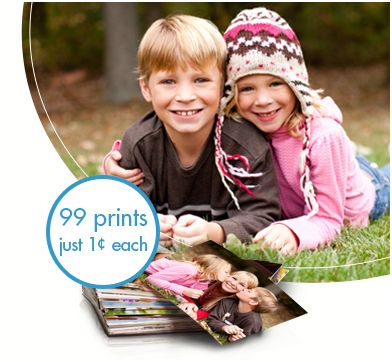 Snapfish 99 prints for $.99