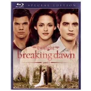 The Twilight Saga Breaking Dawn, Part I - Amazon