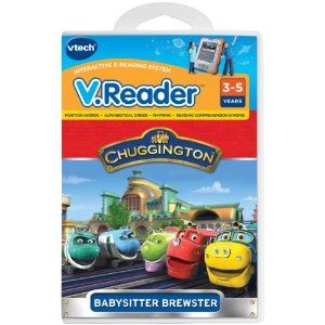 Vtech - V.Reader Software - Chuggington - Amazon