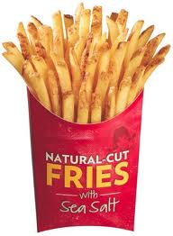Wendy's Natural Cut Fries