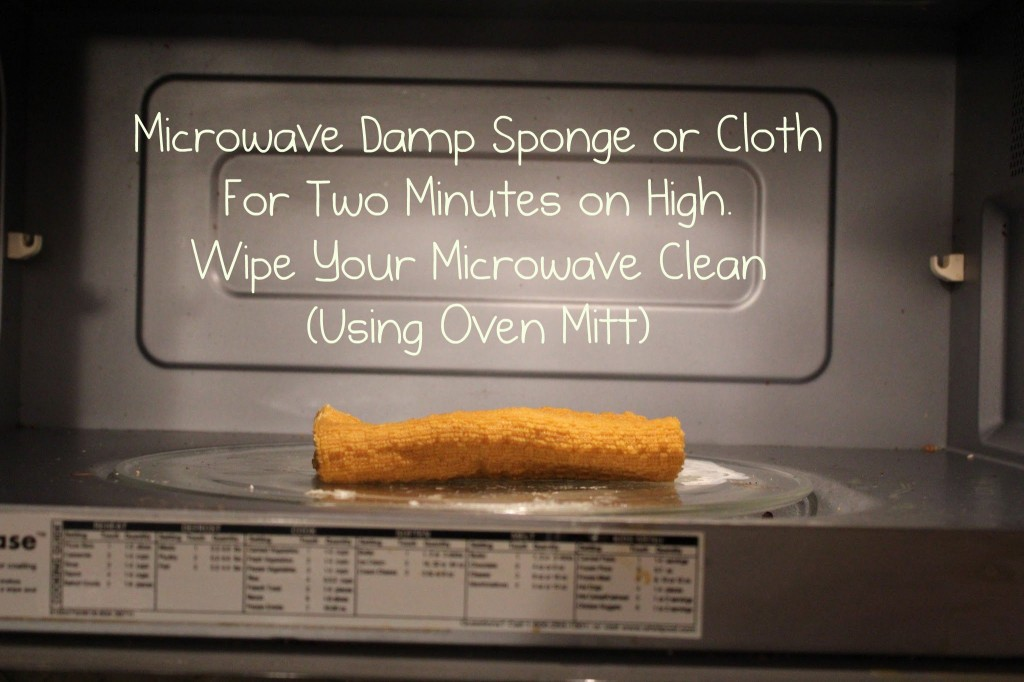 kitchen cleaning shortcuts