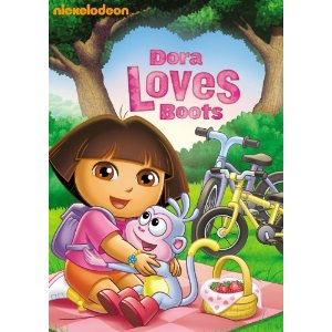 dora loves boots dvd coupon