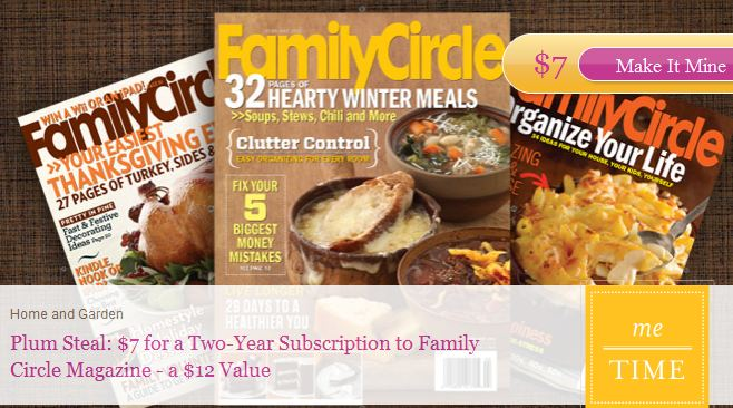 family circle magazine plum district