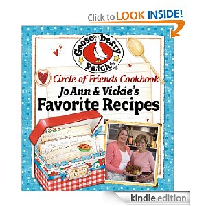 gooseberry patch cookbook kindle freebie