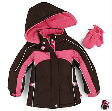jcpenney girls coat deal