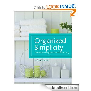 organized simplicity kindle