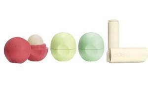 target EOS organic lip balm