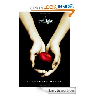 twilight on kindle