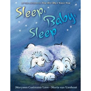 Sleep, Baby, Sleep [Hardcover]