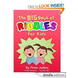 The BIG Book of Riddles for Kids: An Interactive Joke Book That is as Much Fun to Play With as it is to Read (The BIG Book Series)