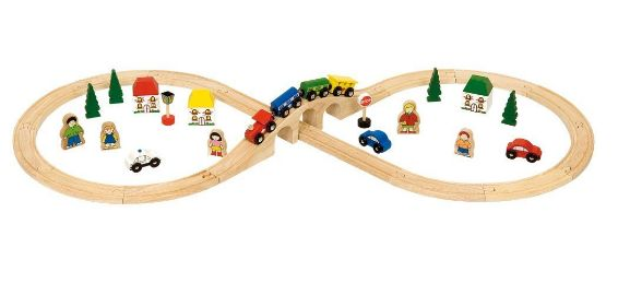 Figure 8 Train Set - Amazon Toy Deal