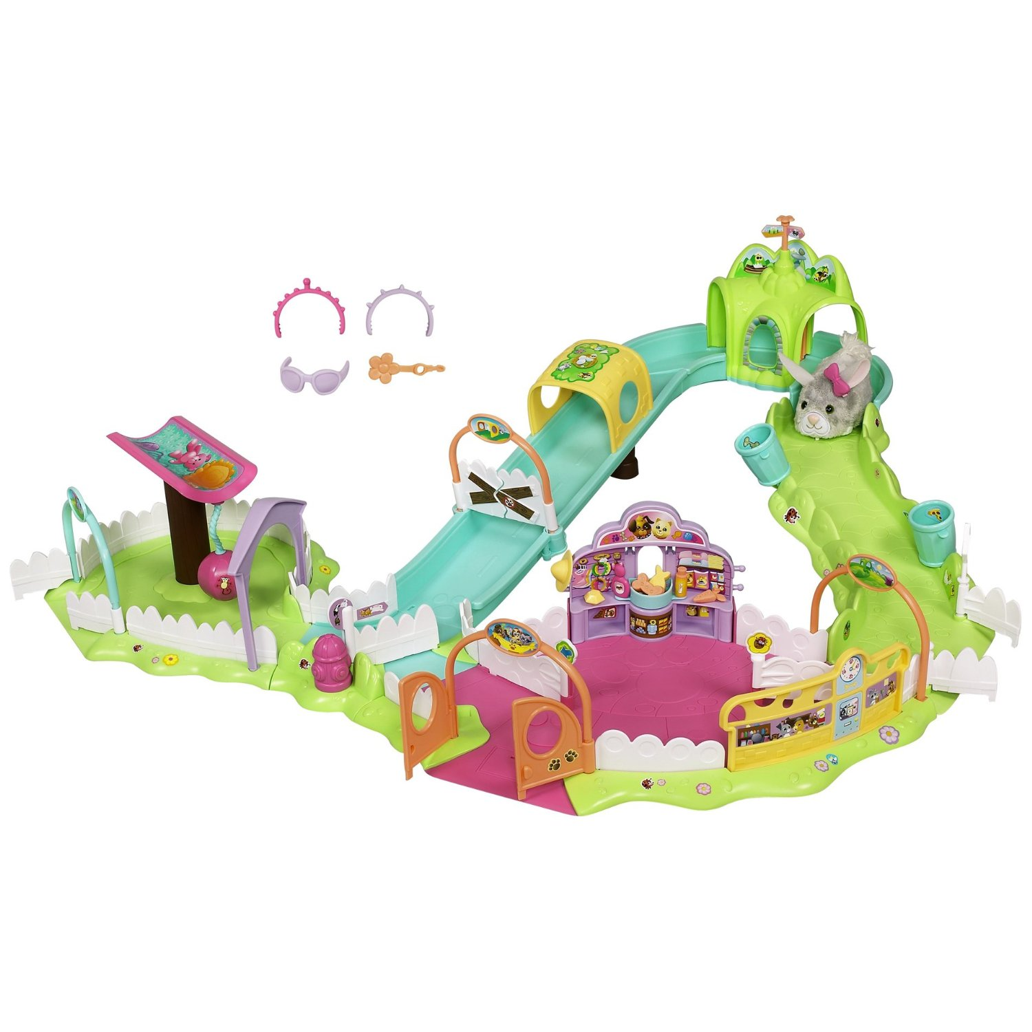 FurReal Friends Furry Frenzies City Center Play Set - Amazon Toy Deal