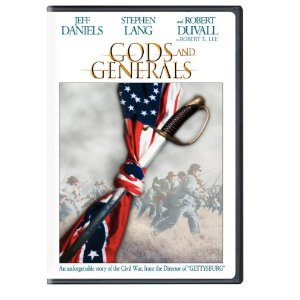 Gods & Generals - Amazon - DVD