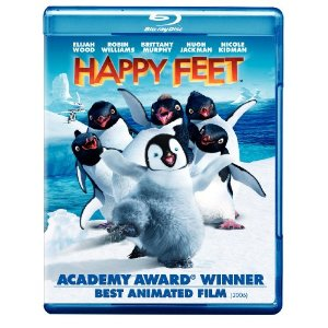 Happy Feet Blu ray - Amazon