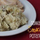 romano smashed potato recipe