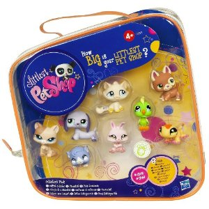 Littlest Pet Shop Collector's Starter Pack - Amazon