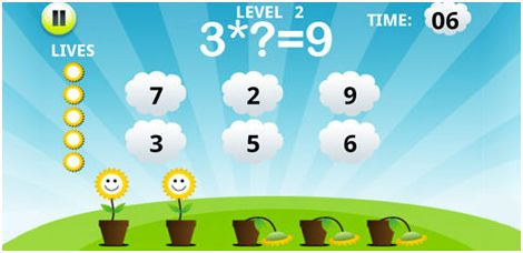 Math Training for Kids - FREE App