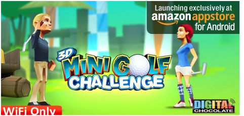 Mini Golf Challenge - Free Android App of the Day - Amazon
