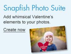 snapfish photo suite