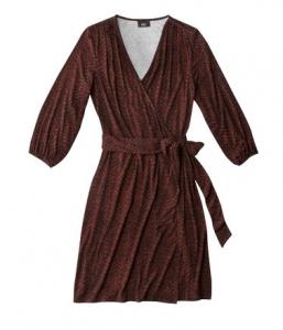 target wrap dress