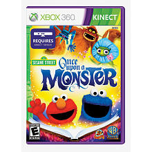 Sesame Street Once Upon a Monster for Xbox 360 Kinect - Toys r Us