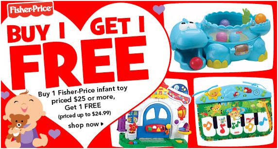 Toys R Us Fisher-Price Toys