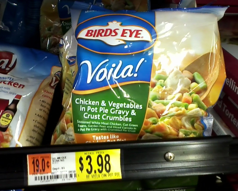 birds eye voila walmart coupon match up