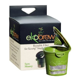 ekobrew Cup, Refillable K-Cup For Keurig K-Cup Brewers - Amazon