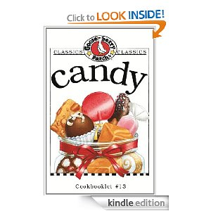 gooseberry patch candy cookbook amazon kindle freebie