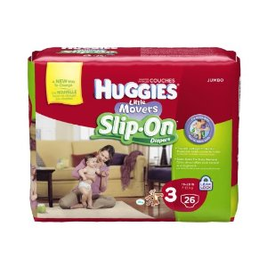 huggies slip on diapers coupon and deals