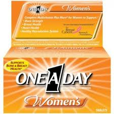 one a day vitamins coupons