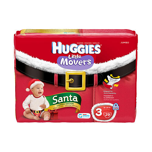 cheap diapers santa huggies