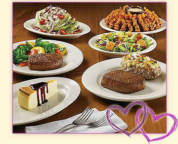 valentines day restaurant specials