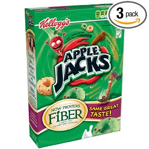 Apple Jacks Cereal - Amazon