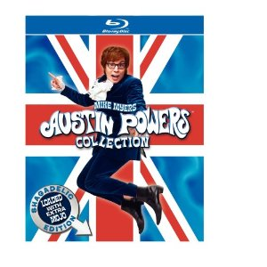 Austin Powers Collection - blu ray - Amazon