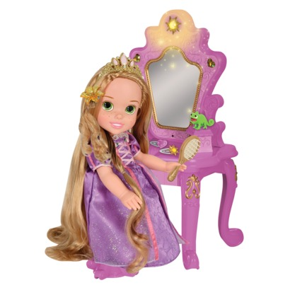 Disney Princess Rapunzel Toddler Vanity - Target Toy Deal