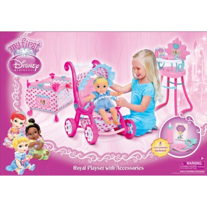 Disney Princess Royal Accessories - Target