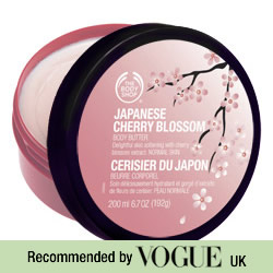 Japanese Cherry Blossom Body Butter - The Body Shop