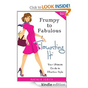 Kindle Freebie frumpie to fabulous