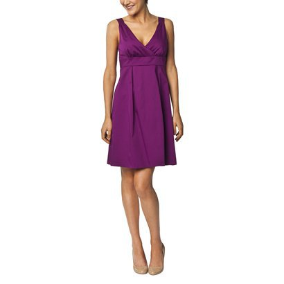Mossimo® Womens Crossover V-Neck Empire Dress - Target Daily Deal