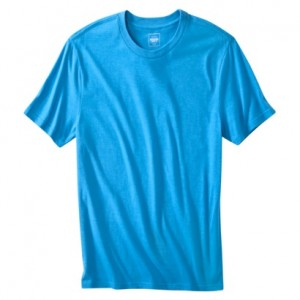 Mossimo Supply Co. Men's Crew-Neck Tee