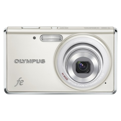 Olympus FE-4020 14MP Digital Camera with 4x Optical Zoom - Target Daily Deal