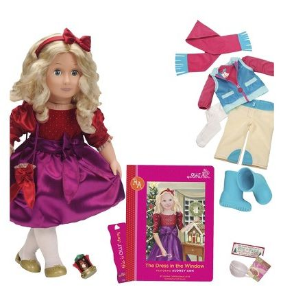Our Generation Audrey Ann Doll - Target