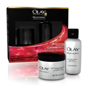 Olay Regenerist MicroDermabrasion and Peel Kit