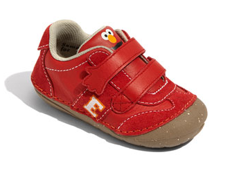 stride rite elmo sneakers