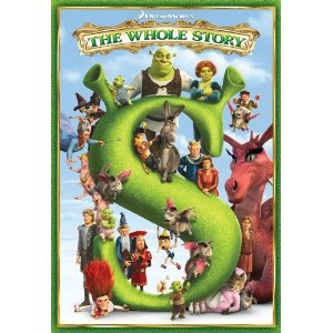 Shrek The Whole Story Boxed Set - DVD - Amazon
