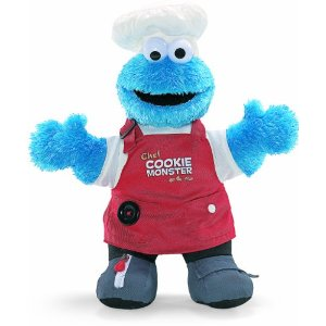 Teach Me Cookie Monster - Amazon Toy Deal