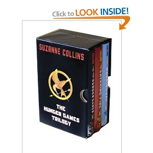 The Hunger Games Trilogy Boxed Set - Amazon