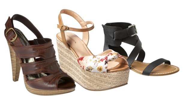 Women's Sandal Collection - Target Daily Deal