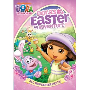 dora explorer easter dvd coupon